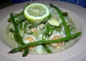  Pasta With Lemon Seafood